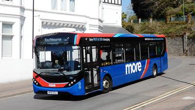 GSC Morebus 226 - HF67EUJ - Bournemouth (Hinton Road)