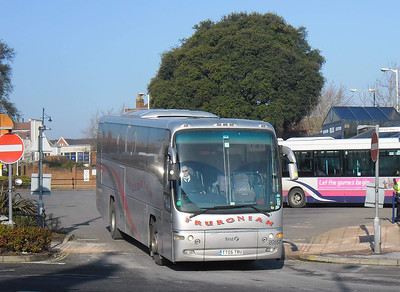 First Truronian 20557 - TT05TRU - Fareham (bus station) - 11.2.12