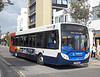 Stagecoach South 27668 - GX10KZW - Worthing (South St) - 31.8.11