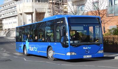 GSC BlueStar 2438 - HX06EZG - Southampton (Bechynden Terrace)