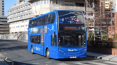 GSC BlueStar 1529 - HJ63JHY - Southampton (Bechynden Terrace)
