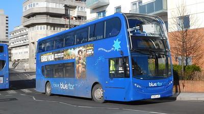 GSC BlueStar 1532 - HJ63JJF - Southampton (Bechynden Terrace)