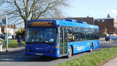 GSC BlueStar 2002 - HF58HTG - Millbrook (Kendal Avenue)
