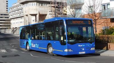 GSC BlueStar 2421 - HF06FTO - Southampton (Bechynden Terrace)