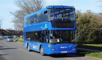 GSC BlueStar 1107 - HW07ARZ - Millbrook (Kendal Avenue)
