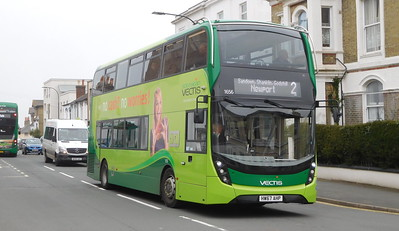 Southern Vectis 1656 - HW67AHP - Ryde (George St)