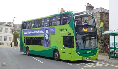 Southern Vectis 1579 - HW63FHA - Ryde (George St)