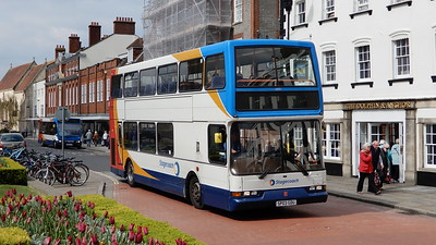 Stagecoach South 16931 - SP03GDU - Chichester (West St)