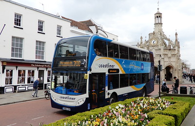 Stagecoach South 15987 - YN64XSP - Chichester (West St)