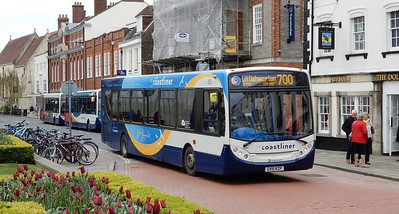 Stagecoach South 27662 - GX10KZP - Chichester (West St)
