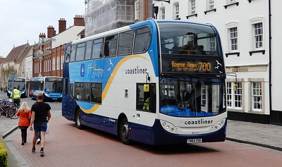 Stagecoach South 15992 - YN64XSW - Chichester (West St)