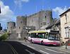 First Cymru 42881 - SF05KXC - Pembroke (town centre) - 5.8.11