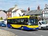 Anglianbus 414 - YN07EZB - Great Yarmouth (Priory Plain) - 1.8.12
