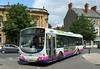 Buses of Somerset (FDC) 60912 - YG02DLD - Minehead (Bancks St) - 28.7.14
