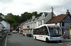 BeaconBus YJ62FHY - Dunster (High St) - 28.7.14