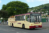 Quantock Motor Services R928XVM - Minehead (West Somerset Railway station) - 28.7.14