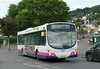 Buses of Somerset (FDC) 60912 - YG02DLD - Minehead (West Somerset Railway station) - 28.7.14
