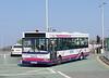 First Cymru 40795 - R299GHS - Bridgend (bus station)