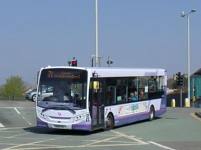 First Cymru 44583 - YX63ZVA - Bridgend (bus station)