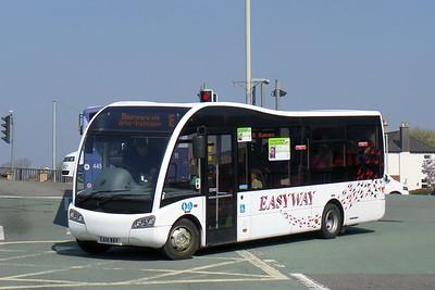 Easyway EA14WAY - Bridgend (bus station)