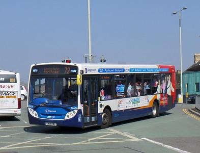 Stagecoach Cymru 28638 - CN12AWJ - Bridgend (bus station)
