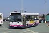 First Cymru 42574 - P574BTH - Bridgend (bus station)
