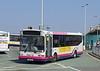 First Cymru 41381 - X381HLR - Bridgend (bus station)