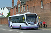 First Solent 47586 - SN14ECD - Portsmouth (Queen St) - 12.7.14