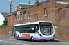 First Solent 47419 - SK63KMF - Portsmouth (Queen St) - 12.7.14