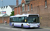 First Solent 65017 - YN54NZP - Portsmouth (Queen St) - 12.7.14