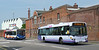First Solent 65016 - YN54NZO - Portsmouth (Queen St) - 12.7.14