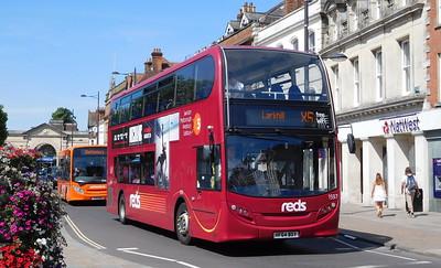 Salisbury Reds 1597 - HF64BSY - Salisbury (Blue Boar Row)