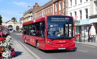 Salisbury Reds 2726 - HF65AYE - Salisbury (Blue Boar Row)