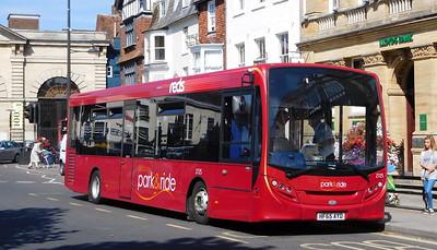 Salisbury Reds 2725 - HF65AYD - Salisbury (Blue Boar Row)