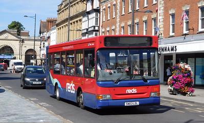 Salisbury Reds 3312 - SN03LDL - Salisbury (Blue Boar Row)