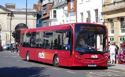 Salisbury Reds 2719 - HF64BPV - Salisbury (Blue Boar Row)
