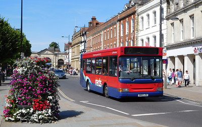 Salisbury Reds 3313 - SN03LDU - Salisbury (Blue Boar Row)