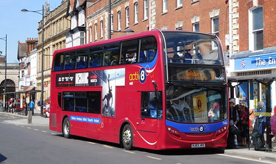 Salisbury Reds 1545 - HJ63JKO - Salisbury (Blue Boar Row)