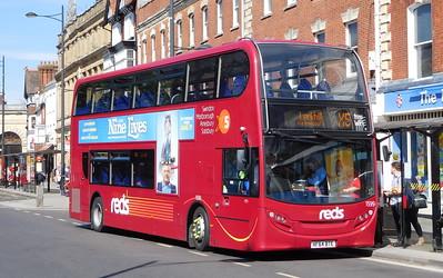 Salisbury Reds 1599 - HF64BTE - Salisbury (Blue Boar Row)