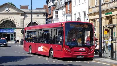 Salisbury Reds 2723 - HF64BRV - Salisbury (Blue Boar Row)