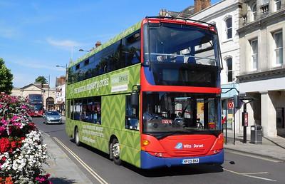 Salisbury Reds 1141 - HF09BKA  - Salisbury (Blue Boar Row)