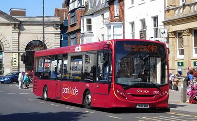 Salisbury Reds 2702 - YX64VOC - Salisbury (Blue Boar Row)