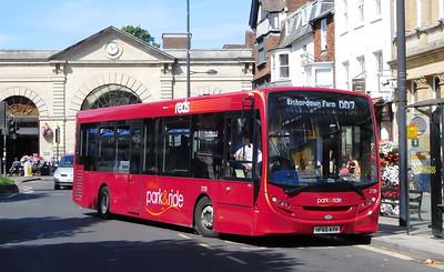 Salisbury Reds 2728 - HF65AYH - Salisbury (Blue Boar Row)