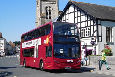 Salisbury Reds 1574 - HW63FGP - Salisbury (Fisherton St)