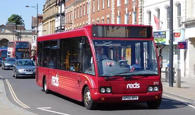 Salisbury Reds 3751 - GP02DPV - Salisbury (Blue Boar Row)