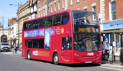 Salisbury Reds 1598 - HF64BSZ - Salisbury (Blue Boar Row)