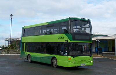 Southern Vectis 1110 - HW58ASV - Ryde (bus station)