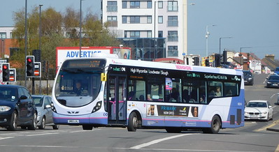 First in Berkshire 63314 - SM65LNJ - Slough (Stoke Road)
