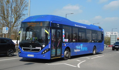 First in Berkshire 69932 - BJ63UJW - Slough (Stoke Road)