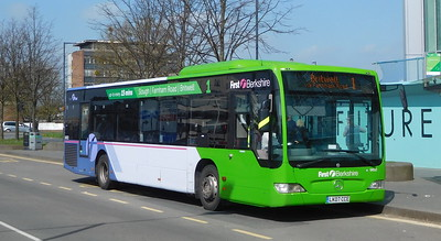 First in Berkshire 64032 - LK07CCE - Slough (Wellington St)